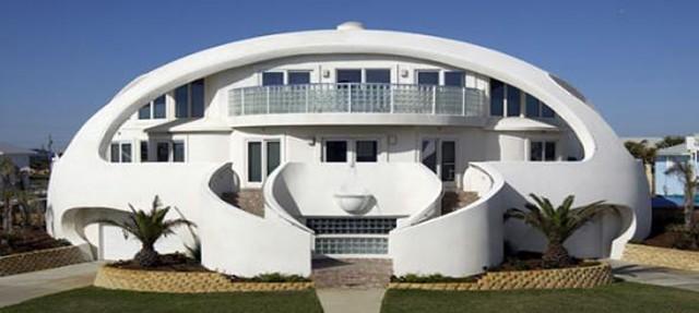 Shangri-la Dome Home