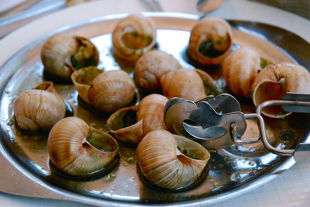 Les Escargots from France
