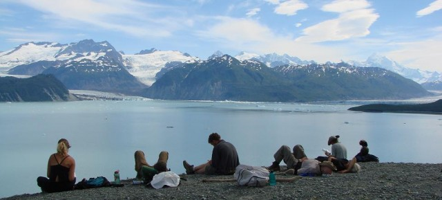 Tatshenshini-Alsek River, Canada + Backpacking