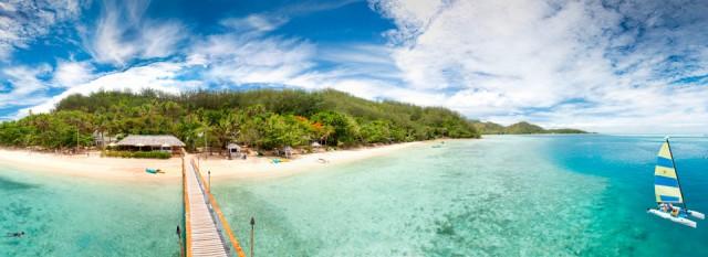 Likliku Beach, Fiji