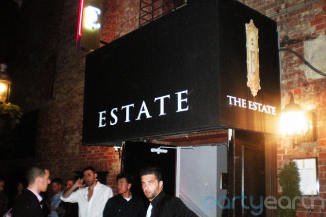 The Estate Nightclub, Boston