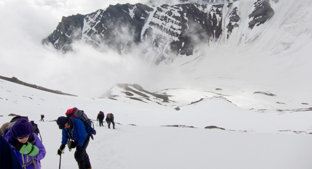 Trekking + Backpacking Stok Kangri