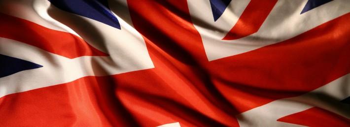 London, England Flag