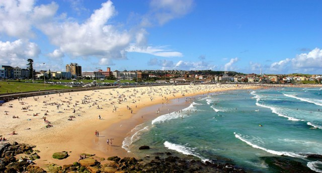 Bondi Beach, Sydney, Australia - Backpacking Travel