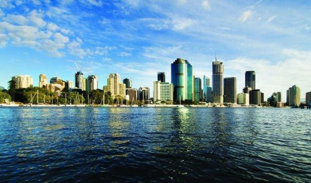 Cosmopolitan Brisbane, Australia - Backpacking Travel