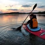 Kayaking and Backpacking Travel