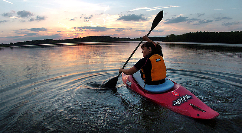 Kayaking When Traveling; What's in it For Me?
