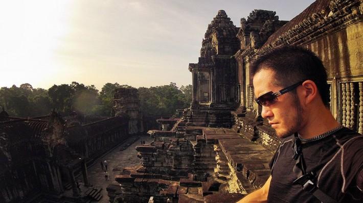 Angkor Wat, Cambodia, John Cain Vagabonding