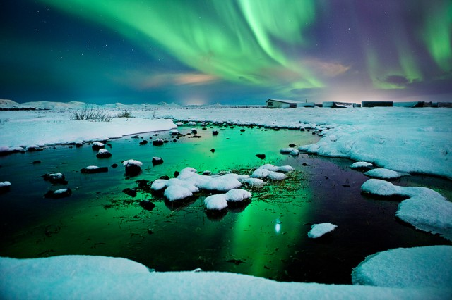 Northern Lights. Iceland for Travel