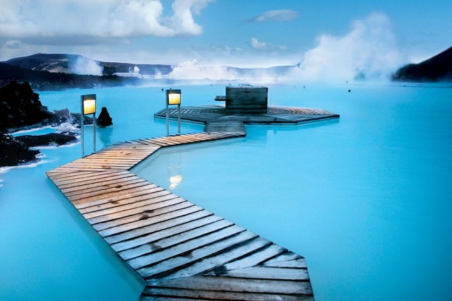 Blue Lagoon, Iceland for Travel