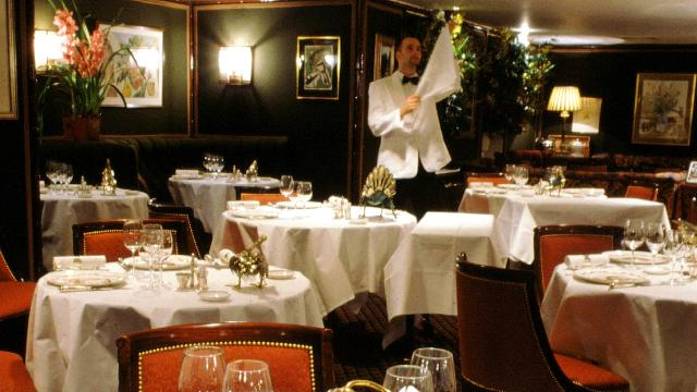 Le Gavroche Restaurant, London
