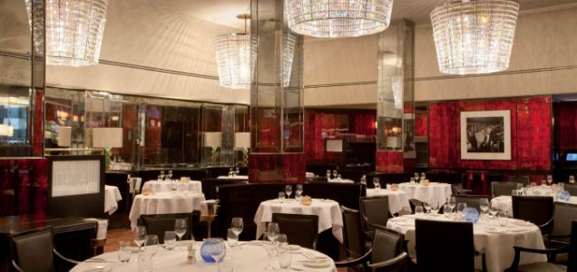 The Savoy Grill Restaurant, London