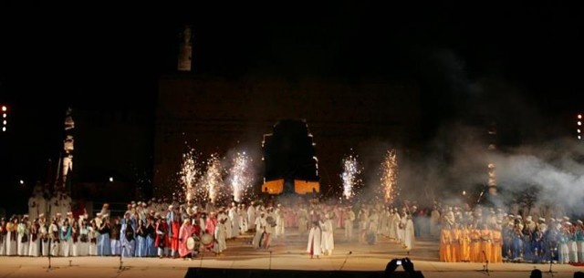 MARRAKECH FESTIVAL OF POPULAR ARTS