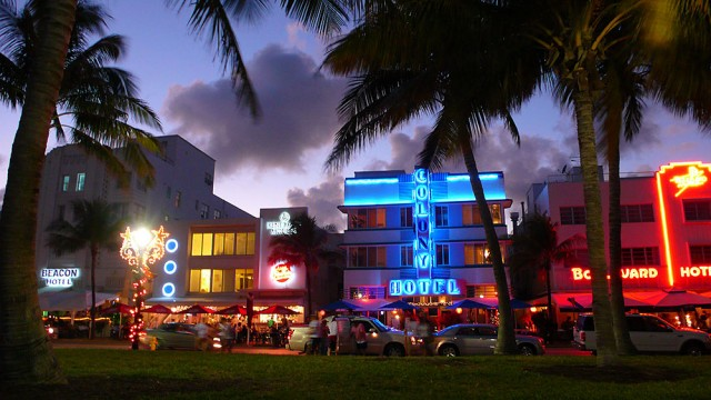 Miami Beach For Travel