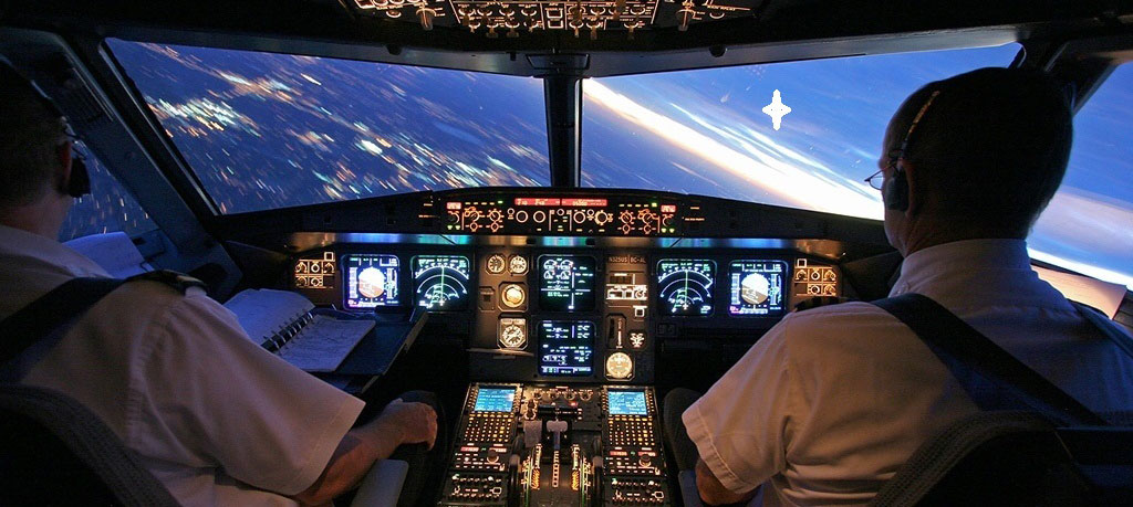 5 Things Pilots Do On Long Flights You Didn't Know About
