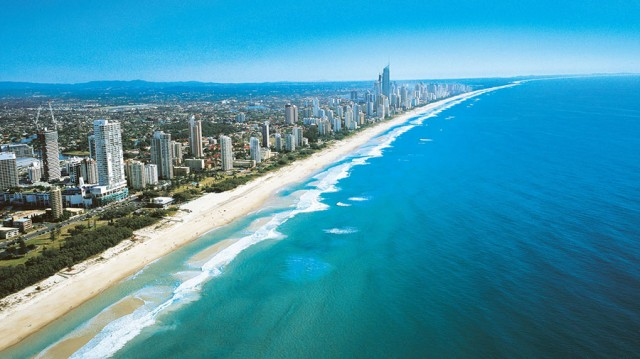 Backpacking The Gold Coast, Australia
