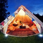 Hotel Alternative: Glamping