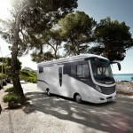 Travel in a Luxury Motorhome