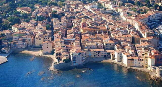 Travel to Saint-Tropez for Celebrity Sightings