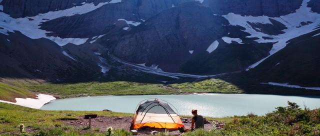 Backpacking and Camping at Yellowstone National Park