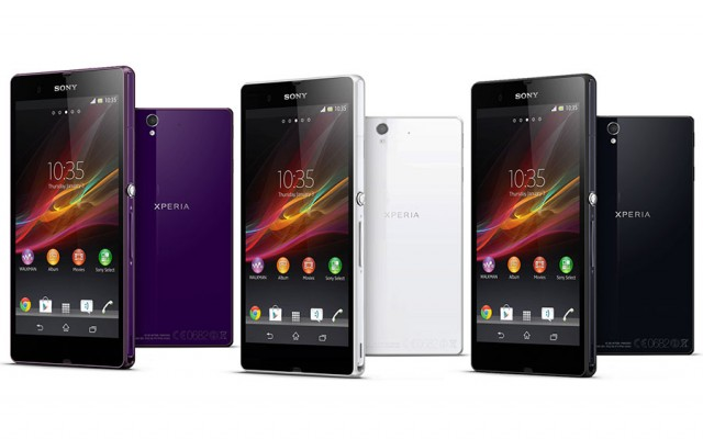 Travel Gadgets & Gear from CES 2013 : SONY XPERIA Z