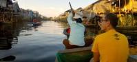 Floating Village, Cambodia - John Cain Vagabonding