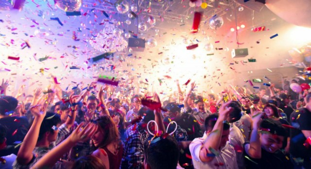 Spring Break Parties in Barcelona, Spain 2013
