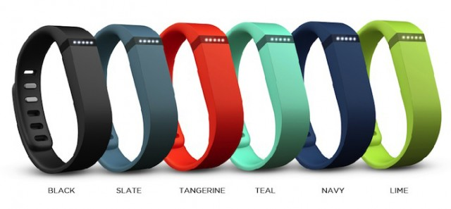 Travel Gear & Gadgets from CES 2013 : FITBIT FLEX