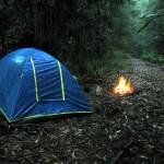 Hotel Alternative: Camping