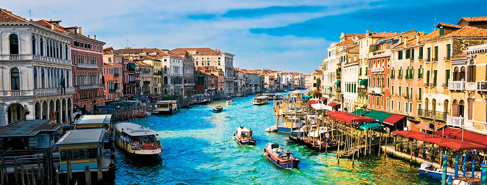 Riding the Canals: Travel In Venice