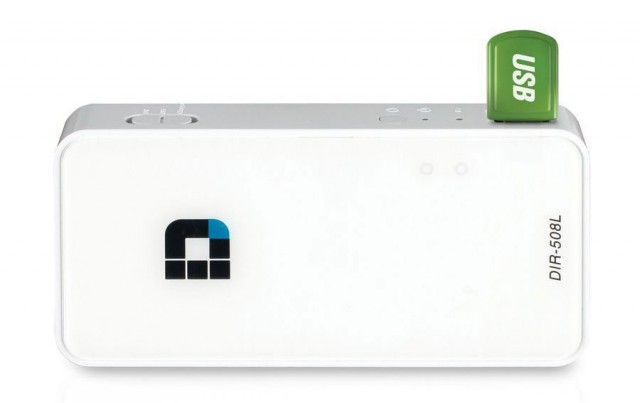 Travel Gear & Gadgets from CES 2013 : D-LINK SHAREPOINT GO II MOBILE ROUTER