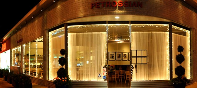 Petrossian Paris Restaurant in West Hollywood
