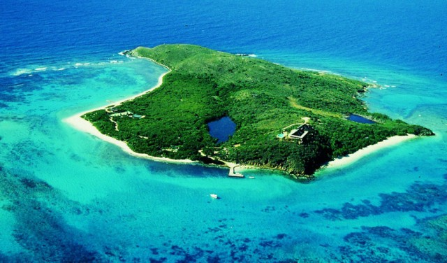 Travel to Necker Island for Celebrity Sightings