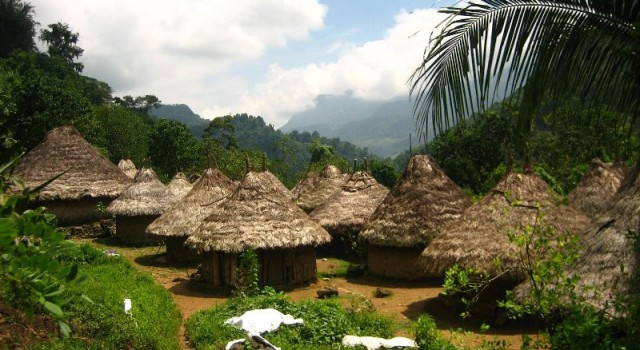 Travel to the Hidden City of Ciudad Perdida, Colombia
