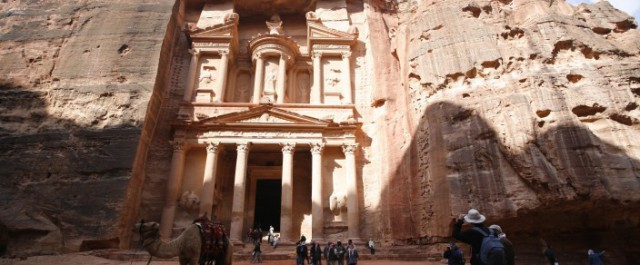 Travel to the Hidden City of Petra, Jordan