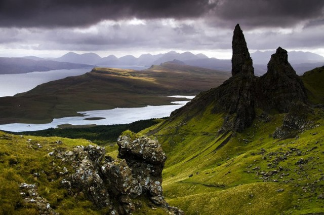 Travel to the Isle of Skye, Scotland