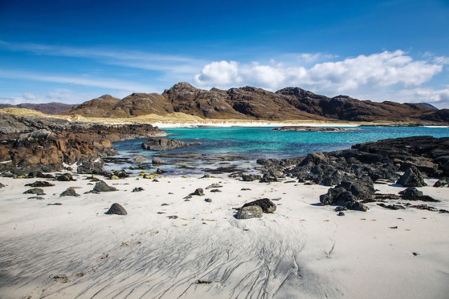 Travel to Ardnamurchan, Scotland