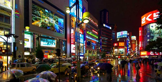 Lost in Translation, Tokyo Japan - Movie Tourism