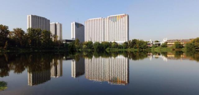 World's Biggest Hotels : Izmailovo Hotel