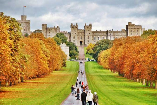 Travel Outside of London to Windor Castle, Windsor
