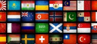 World countries flags