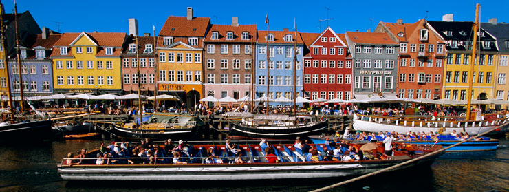 A City From a Fairytale – Copenhagen