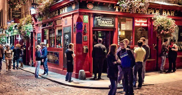 Stag / Bachelor Party in Dublin, Ireland