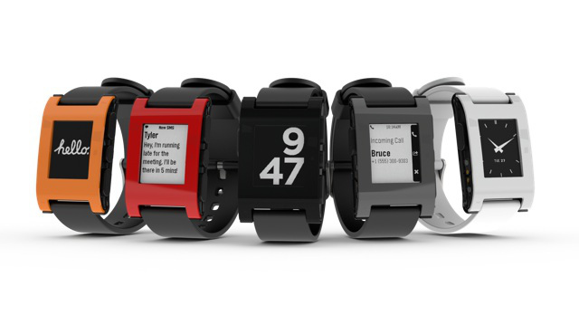 Travel Gadgets & Gear : PEBBLE WATCH