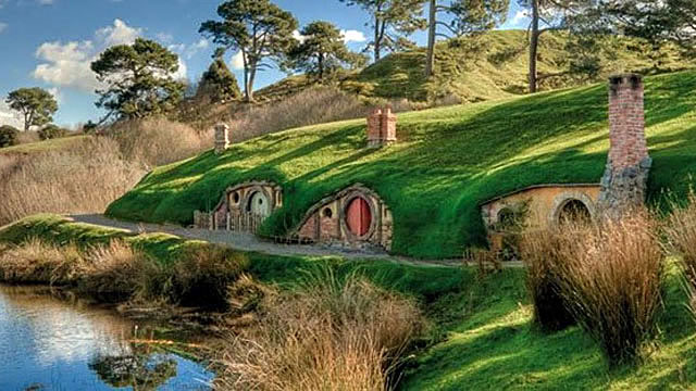 The Lord of the Rings, New Zealand, Tourism