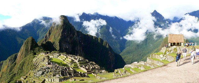 Travel to the Hidden City of Machu Picchu