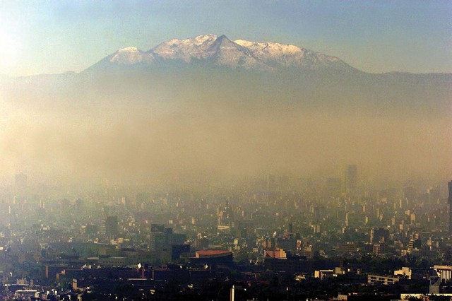 Most Dangerous Touristy Places to Live : Mexico City, Mexico