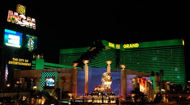 World's Biggest Hotels : MGM Grand Las Vegas