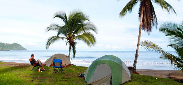 Backpacking and Camping at Corcovado National Park