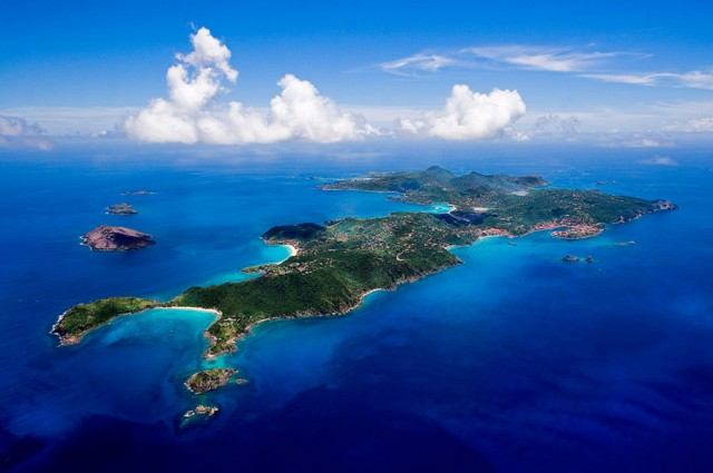 Travel to Saint-Barthélemy for Celebrity Tourism
